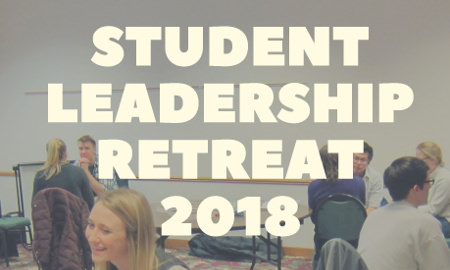 Student Leadership Retreat 2018