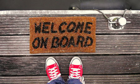 Welcome On-board